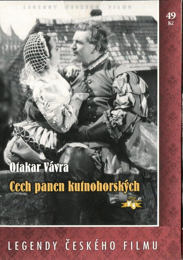 Cech panen kutnohorských (DVD) (papírový obal)