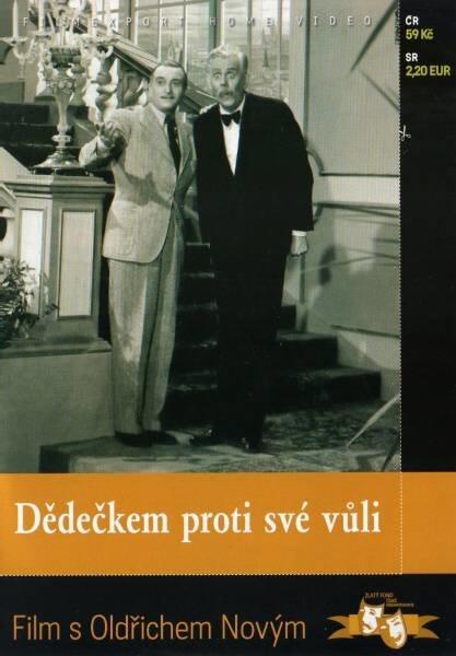 Dědečkem proti své vůli (DVD) (papírový obal)