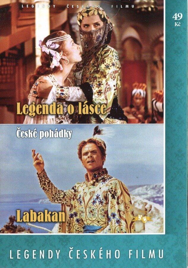 Legenda o lásce / Labakan (DVD) (papírový obal)