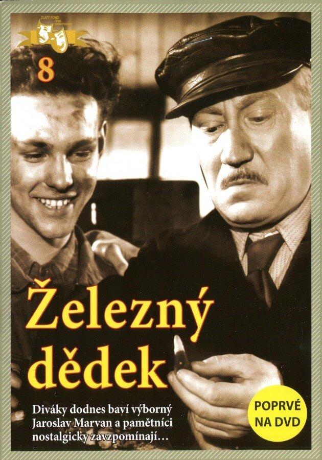 Železný dědek (DVD) (papírový obal)