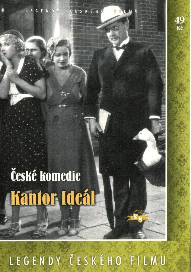 Kantor Ideál (DVD) (papírový obal)