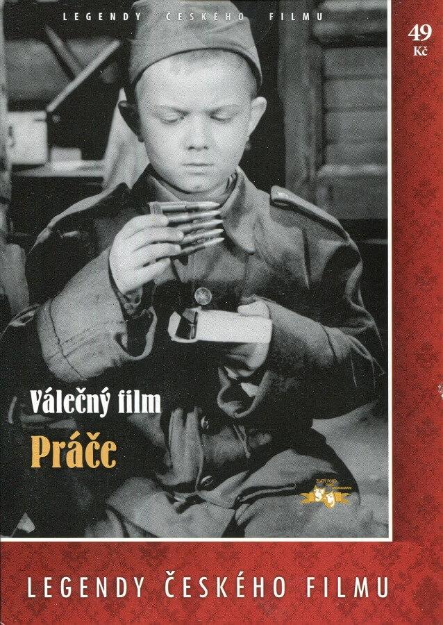 Práče (DVD) (papírový obal)