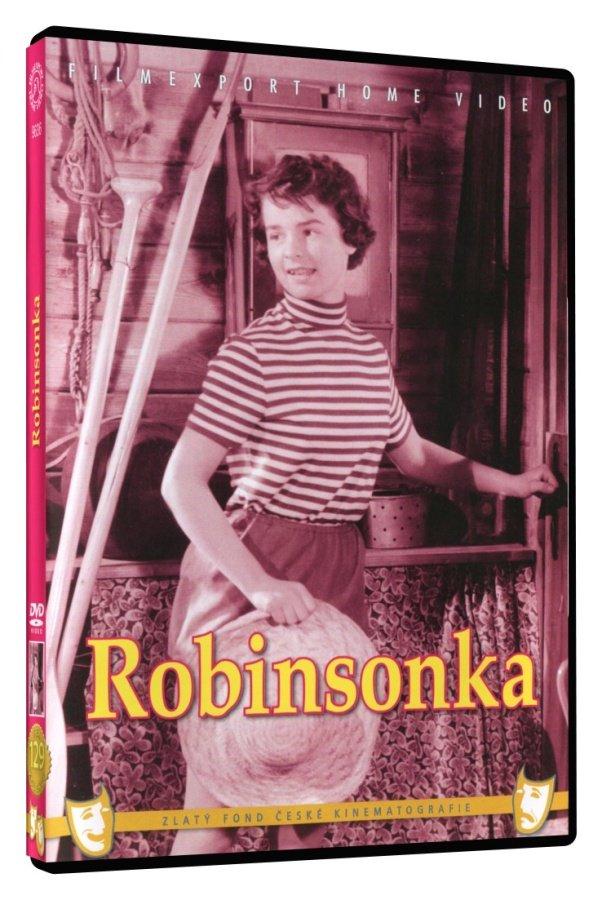 Robinsonka (DVD)
