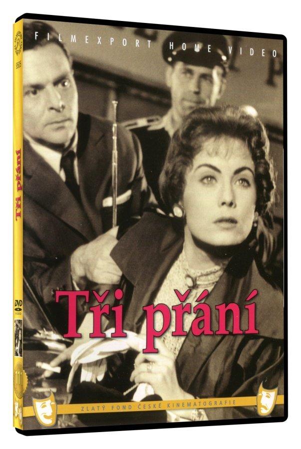 Tři přání (DVD)