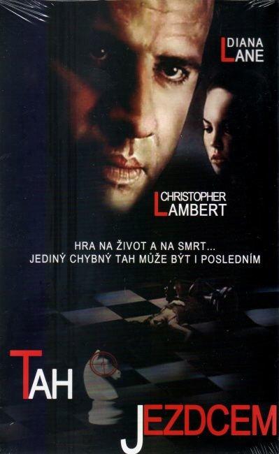 Tah jezdcem (DVD) (papírový obal)