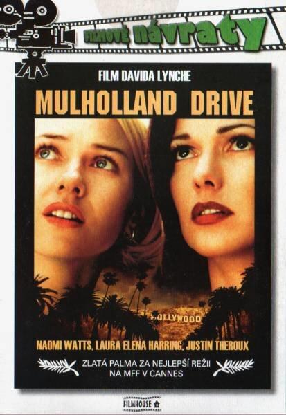 Mulholland Drive (DVD) (papírový obal)