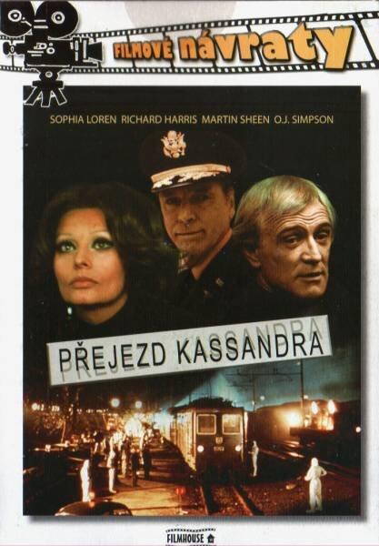 Přejezd Kassandra (DVD) (papírový obal)