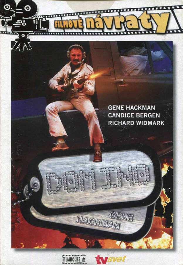 Domino (DVD) (papírový obal)