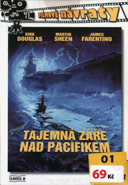 Tajemná záře nad Pacifikem (DVD) (papírový obal)