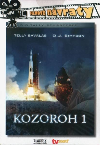 Kozoroh 1 (DVD) (papírový obal)