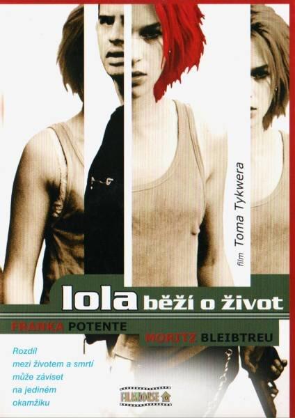 Lola běží o život (DVD) (papírový obal)