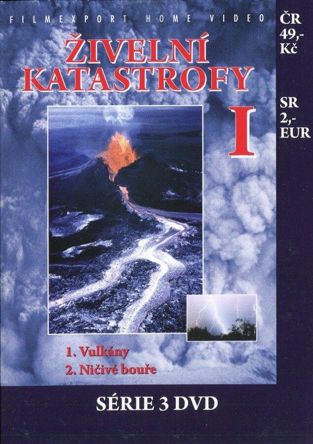 Živelní katastrofy 1 (DVD) (papírový obal)