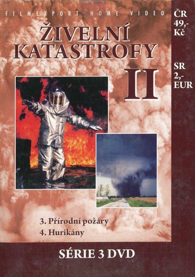 Živelní katastrofy 2 (DVD) (papírový obal)
