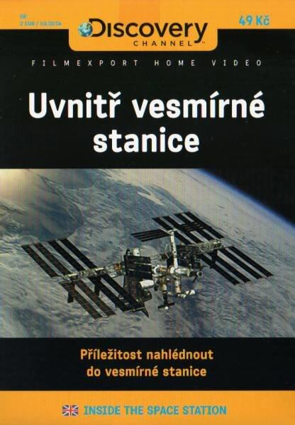Uvnitř vesmírné stanice (DVD) (papírový obal)