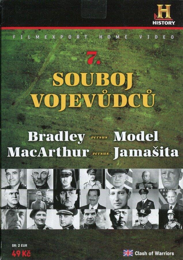 Souboj vojevůdců 7 (DVD) (papírový obal)