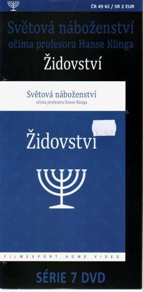 Světová náboženství - Židovství (DVD) (papírový obal)