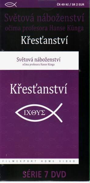 Světová náboženství - Křesťanství (DVD) (papírový obal)