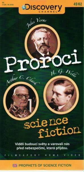 Proroci science fiction (DVD) (papírový obal)