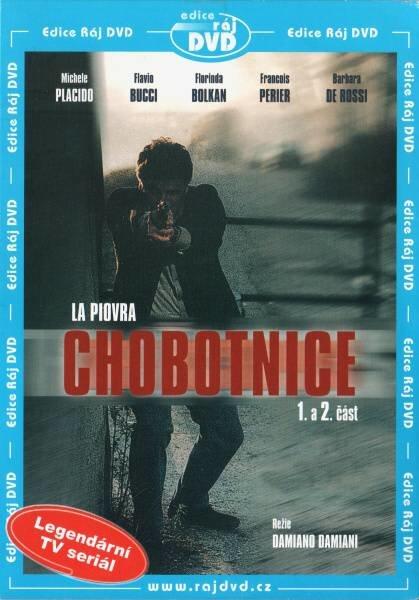 Chobotnice 1 - 1. a 2. část (DVD) (papírový obal)