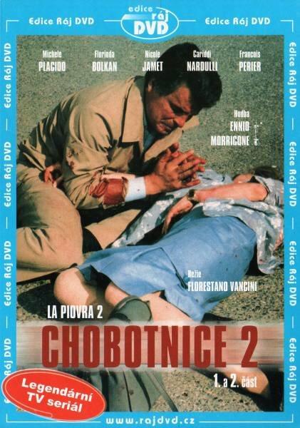 Chobotnice 2 - 1. a 2. část (DVD) (papírový obal)
