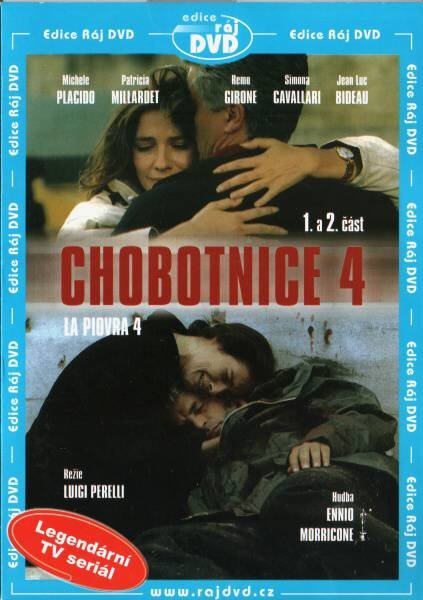 Chobotnice 4 - 1. a 2. část (DVD) (papírový obal)
