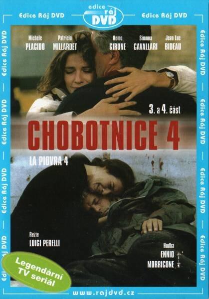 Chobotnice 4 - 3. a 4. část (DVD) (papírový obal)