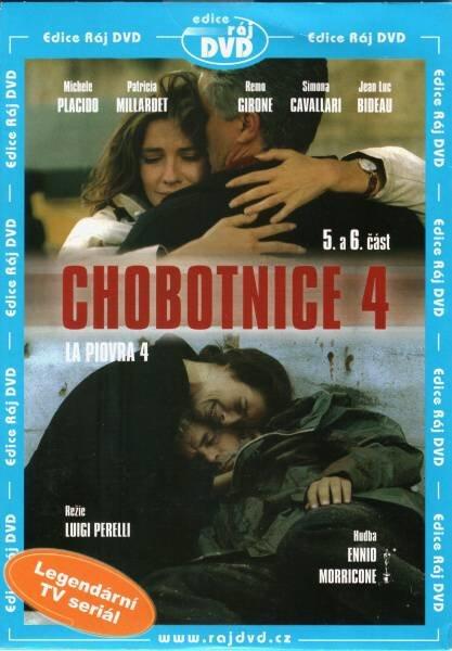 Chobotnice 4 - 5. a 6. část (DVD) (papírový obal)