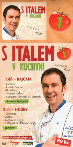 S italem v kuchyni 1 (1.-2. díl) (DVD) (papírový obal)