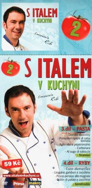 S italem v kuchyni 2 (3.-4. díl) (DVD) (papírový obal)