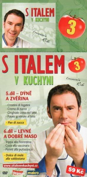 S italem v kuchyni 3 (5.-6. díl) (DVD) (papírový obal)