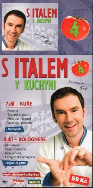 S italem v kuchyni 4 (7.-8. díl) (DVD) (papírový obal)
