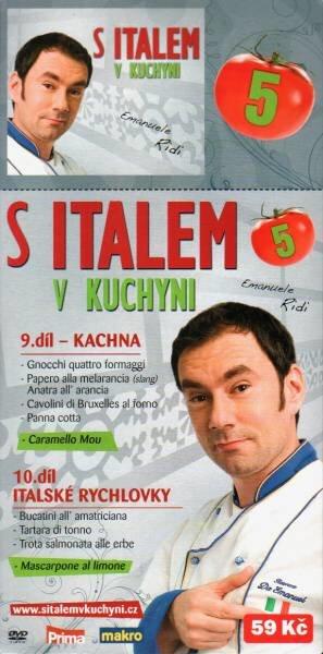 S italem v kuchyni 5 (9.-10. díl) (DVD) (papírový obal)
