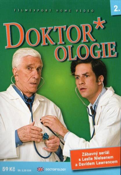 Doktorologie 2 (DVD) (papírový obal)