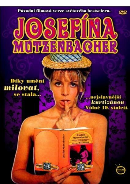 Josefína Mutzenbacher (DVD) (papírový obal)