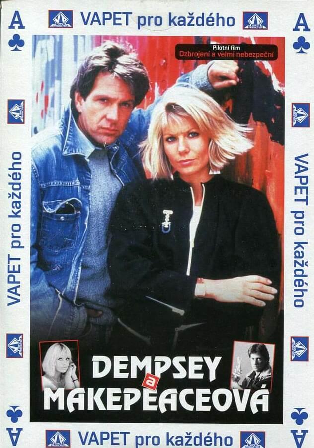 Dempsey a Makepeaceová 1 (DVD) (papírový obal)