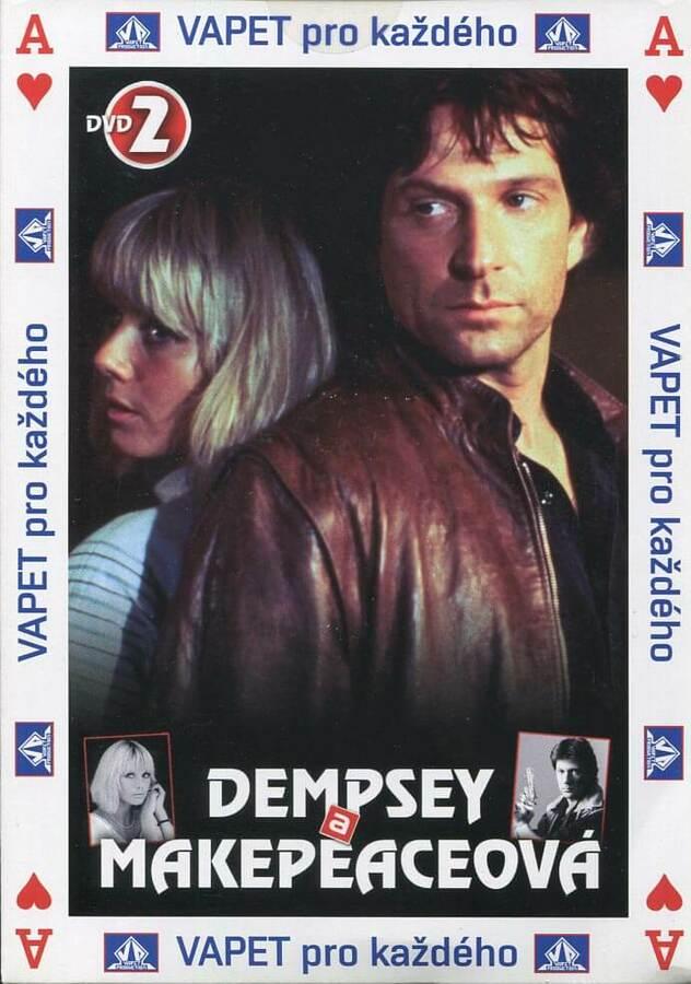Dempsey a Makepeaceová 2 (DVD) (papírový obal)
