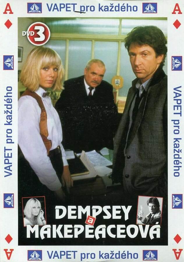 Dempsey a Makepeaceová 3 (DVD) (papírový obal)