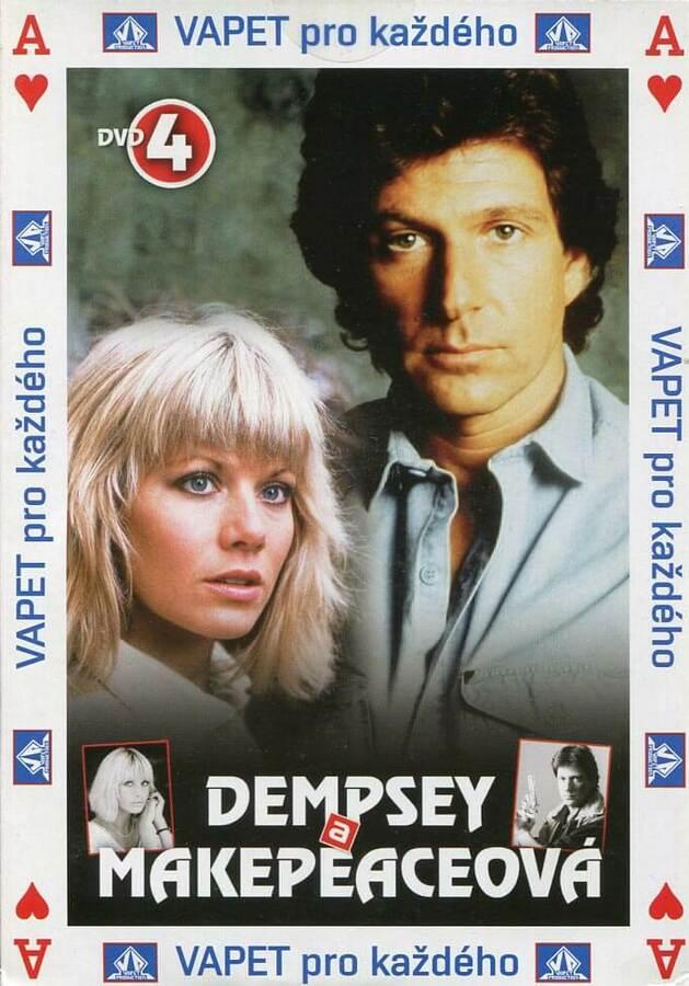 Dempsey a Makepeaceová 4 (DVD) (papírový obal)