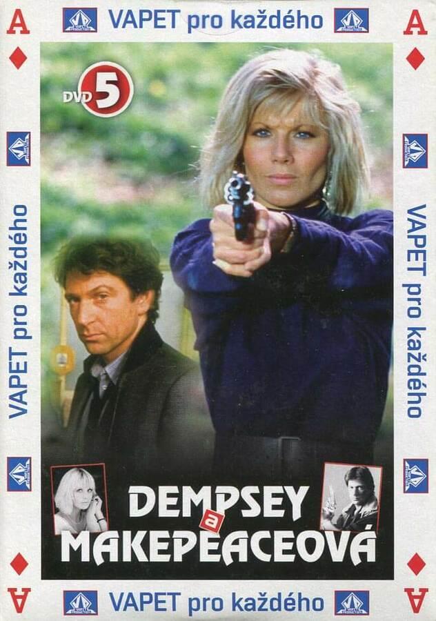 Dempsey a Makepeaceová 5 (DVD) (papírový obal)