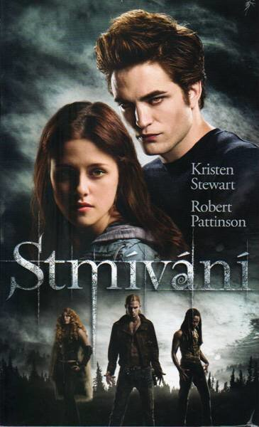 Stmívání: Twilight sága (DVD) (papírový obal)