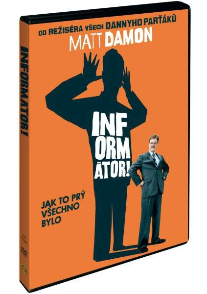 Informátor! (DVD)