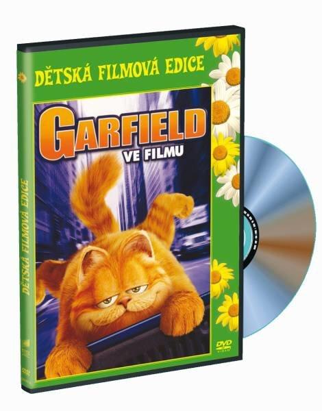 Garfield ve filmu (DVD) - žánrová edice - dětská