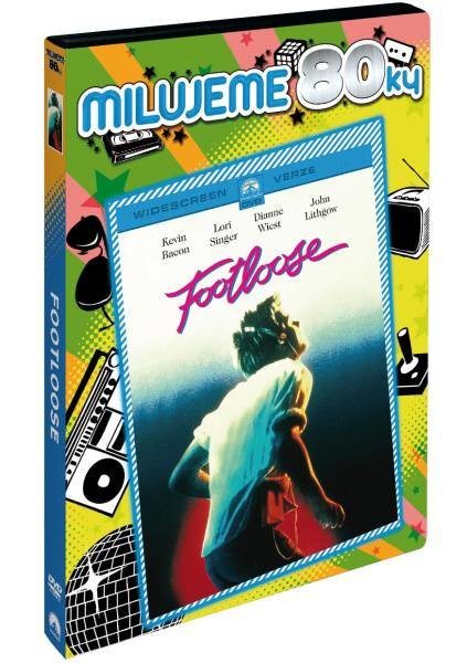 Footloose (DVD) - edice Milujeme 80ky