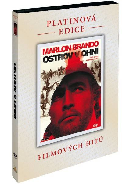 Ostrov v ohni (DVD) - české titulky
