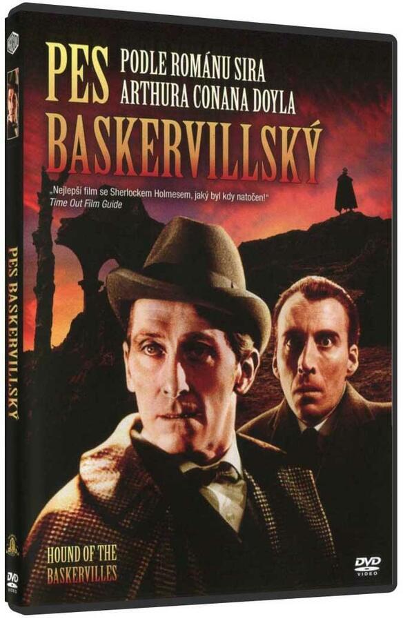 Pes baskervillský (DVD)