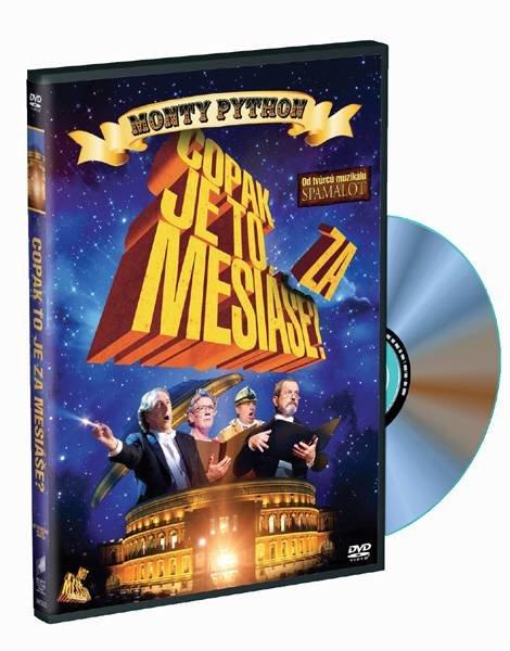 Monty Python: Copak je to za Mesiáše… (DVD) (pouze s českými titulky)