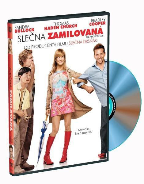 Slečna zamilovaná (DVD)