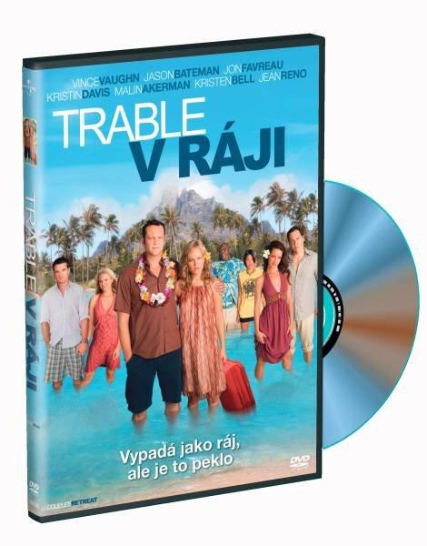 Trable v ráji (DVD)