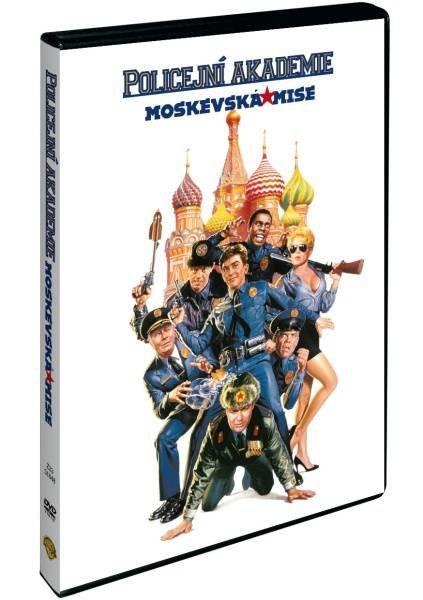 Policejní akademie 7: Moskevská mise (DVD)