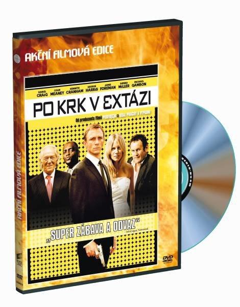 Po krk v extázi (DVD) - žánrová edice - akční